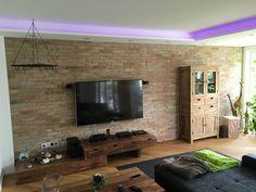 Flat Screen, Minimalist, Industrial, Tv, Home Decor, Houses, Living Room, Blood Plasma, Decoration Home