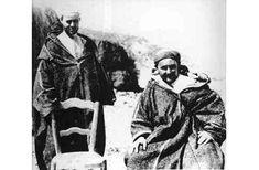 Los hermanos Abdelkrim, en 1924Luis de Oteyza entrevista a Abdelkrim y su hermano | FronteraD