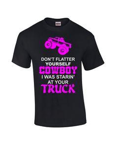 Cowboy Truck - rightsideoutshirts.com