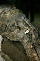 mummy's head - Leimebamba