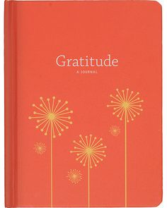 Gratitude Journal A simple way to feel good about your life and beat the blues. Write about a few things a day that you are grateful for . It will be ... ◊ a way of keeping things in perspective ◊ a study of what constitutes happiness ◊ a record of happy times spent with family and friends ◊ a record of special days ◊ a way of finding optimism on difficult days ◊ an appreciation of simple pleasures