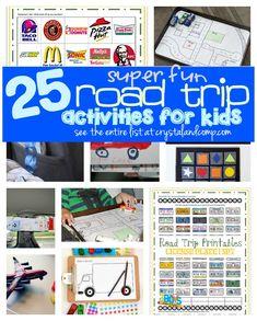 25 super fun road trip activities for kids