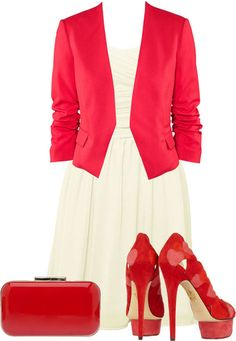 Polyvore Valentines Day Casual Outfits For Girls Women 2014 3 Polyvore Valentines Day Casual Outfits For Girls & Women 2014