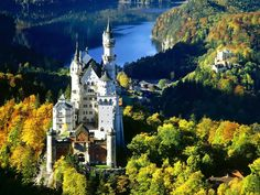 More castles in Germany