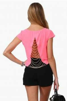 Chained Dutchess Top