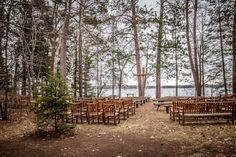 Weddings | YMCA Camp Miller loving the idea of a weekend getaway - local destination wedding