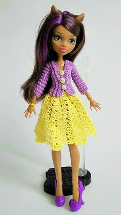 PlayDolls.ru - Играем в куклы: galactika33 - Мои вязалочки для кукол (68/72)