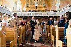Raahen kirkko. Häät. www.linnanjuhlakuva.fi
