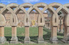 Claustro del Monasterio de San Juan de Duero, Soria