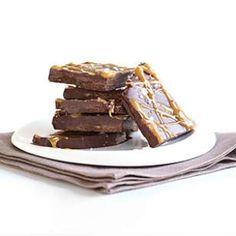 Salted Caramel Chocolate Bark Recipe