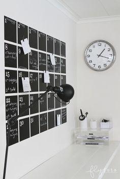 {WORKPLACE} Dieser Kalender ist super praktisch und alles was man dafür benötigt…
