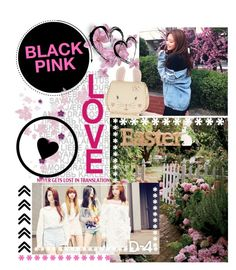 """""""Blackpink in your area👌💟"""" by shook-squad on Polyvore featuring art"""