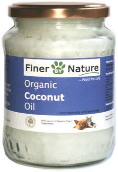 690ml Coconut Oil