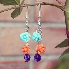 Use coupon code MOTHERSDAY for 20% off everything in the shop, including these gorgeous new earrings. All ready to ship, and perfect for that special Mom in your life. Xoxo!