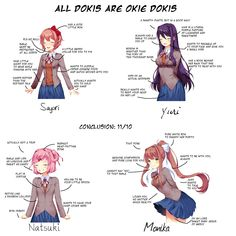 I can get behind this, sure. | Doki Doki Literature Club | Know Your Meme