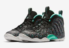 Official Look At The Nike Little Posite One Easter - Dr Wong - Emporium of Tings. Foams Shoes Nike, Air Max Sneakers, Sneakers Nike, Sneakers Street Style, Dior Shoes, Nike Outfits, Custom Shoes, Basketball Shoes, Air Jordans