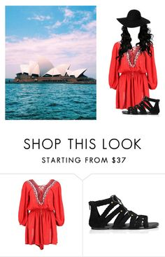 """Untitled #359"" by emilylouise1311 ❤ liked on Polyvore featuring Boohoo, Miss Selfridge and Monki"