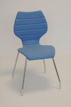Honey Chair, Base No. 5 - four Steel Legs