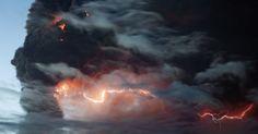 Fotos aéreas revelam extremos da paisagem da Islândia - BBC - UOL Notícias