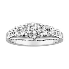 Fred Meyer Jewelers 58 ct Canadian Diamond Solitaire Ring 3