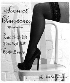 Sensual Chairdance  @ Pole Dance Studio Pole Guru