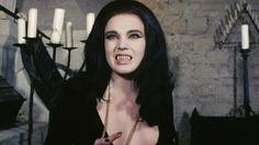 Pia Degermark in The Vampire Happening (1971)