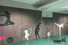 Décoration murale > Centre Social et Crèche Laennec > Salle activités