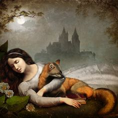 Dreaming in the woods - Christian Schloe