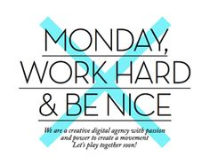 Quote of tha Monday
