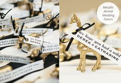 6 Gold And Sequins Wedding #DIY Projects #theKnot