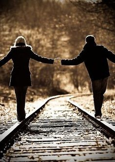 Let's grow old together....