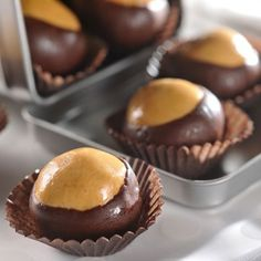 Buckeye Candy (Easy;