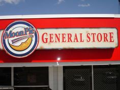 Moon Pie General Store in Pigeon Forge TN