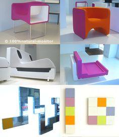 Felice Rossi  Collection 2005.  Designers: Setsu & Shinobu Ito, Sean Yoo, Tim Power, Jacco Bregonje, Carlo Magnoli, Roberto Sartorio.
