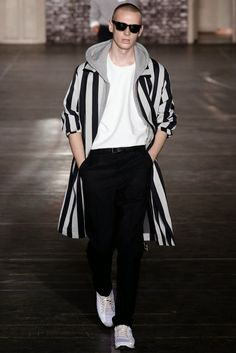 AMI Alexandre Mattiussi Spring/Summer 2015 | Paris Fashion Week image AMI Alexandre Mattiussi Men 2015 Spring Summer Collection Paris Fashion Week 020