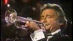 MacArthur Park & I Can't Get Started, Doc Severinsen Doc Severinsen, Jazz Trumpet, Trumpet Mouthpiece, Brass Instrument, Trumpet Players, Trumpets, Jazz Musicians, Popular Music, Hollywood Glamour