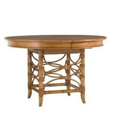 Tommy Bahama Home - Beach House Coconut Grove Round/Oval Pedestal Dining Table