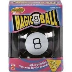 Magic 8 Ball was always right!  :)