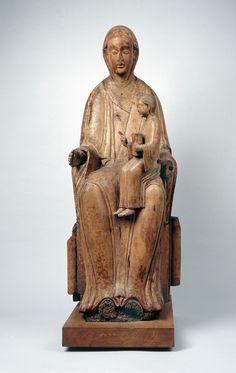 Virgin and Child  (Erzbischöfliches Diözesanmuseum und Domschatzkammer, Paderborn)