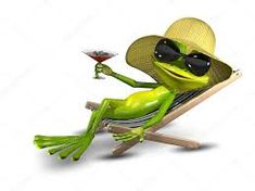 Buy Frog in a Hat on a Deck Chair with a Glass by brux on GraphicRiver. Frog in a hat on a deck chair with a glass Illustration Frog in a Hat on a Deck Chair with a Sunglasses JPEG Funny Frogs, Cute Frogs, Smileys, 3d Character, Character Design, Llamas Animal, Les Muppets, Frosch Illustration, Frog Wallpaper