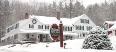 Christmas Farm Inn in Jackson, NH is a very cute, quaint Inn with the BEST prime rib we've had in years and the BEST bartender & drinks we've ever had as well.  A MUST VISIT when in the White Mountains of NH.