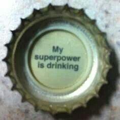 I am superwoman.