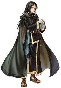 Fire Emblem: Path of Radiance: Soren