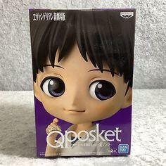 Ver. A Figure BANPRESTO EVA  Evangelion Q Posket Shinji