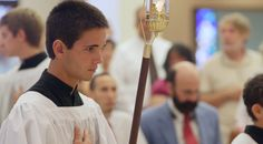 What it means to be an Altar Server (whether you serve at a Novus Ordo or Tridentine Mass the message is the same)