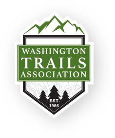 Hike Finder Map — Washington Trails Association Agility Training, Trail, Washington, Map, Rainy Season, Safety Tips, Backpacking, Wander, Hiking