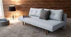 Divano Letto Recast Soft Pacific Pearl By Innovation (De Angolo Design)