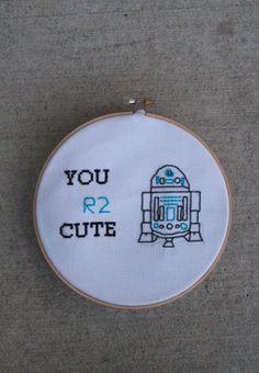 R2-D2 Pick Up Line