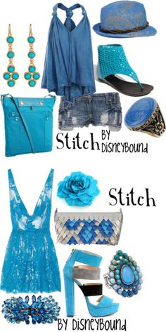 """""""Lilo & Stitch"""" by charis-orr on Polyvore"""