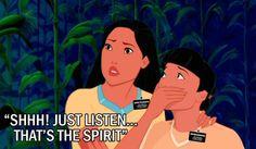 Pocahauntus-Spirit If Disney Princesses were missionaries.... love it!!